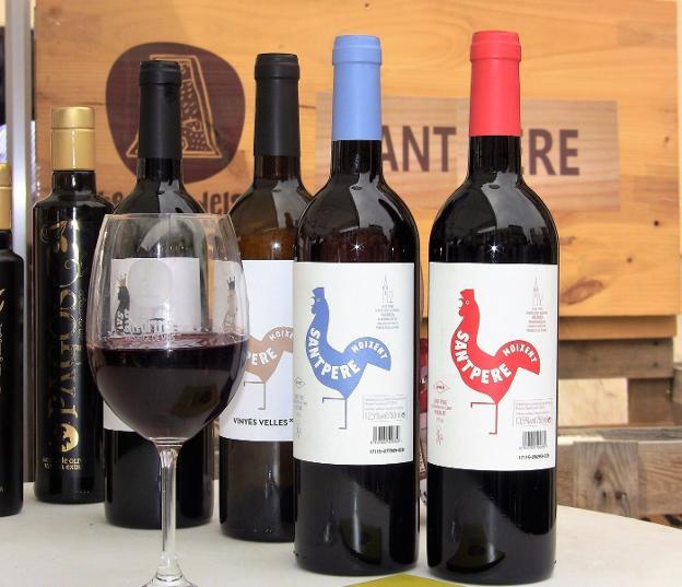 Sant Pere, nuevos vinos de Moixent