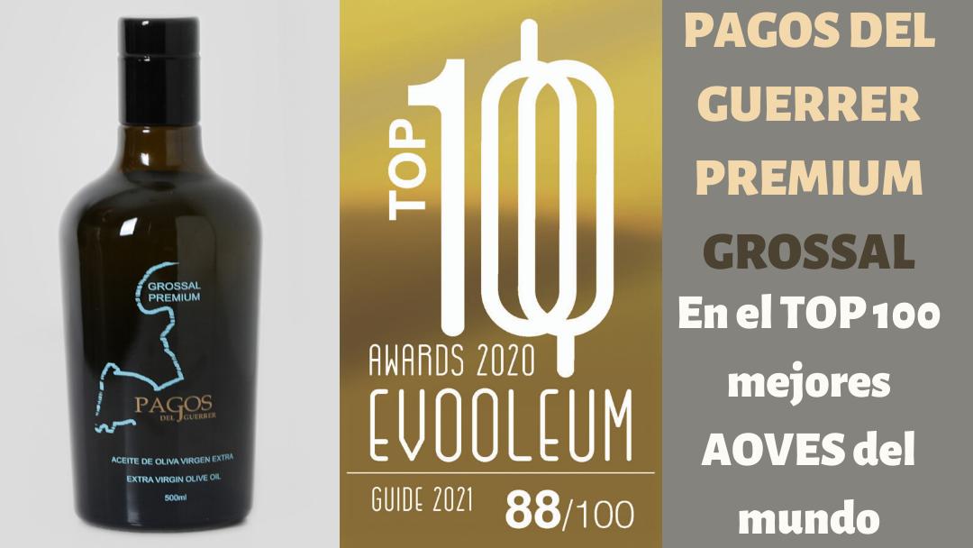PAGOS DEL GUERRER EN EL TOP 100 MEJORES AOVES DEL MUNDO